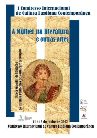 A MULHER NA LITERATURA E OUTRAS ARTES - congresso internacional de ... 0db9fddeab
