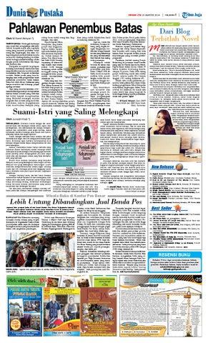 Page 6. MINGGU LEGI 10 AGUSTUS 2014. Pahlawan Penembus Batas ...