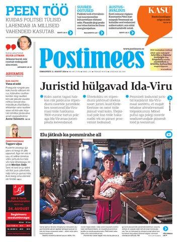 257423f671d Postimees 11 08 2014 by Postimees - issuu
