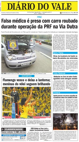 7392 diario segunda feira 11 08 2014 by Diário do Vale - issuu f5075334b382e