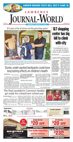 Lawrence Journal-World 081114 by Lawrence Journal-World - issuu