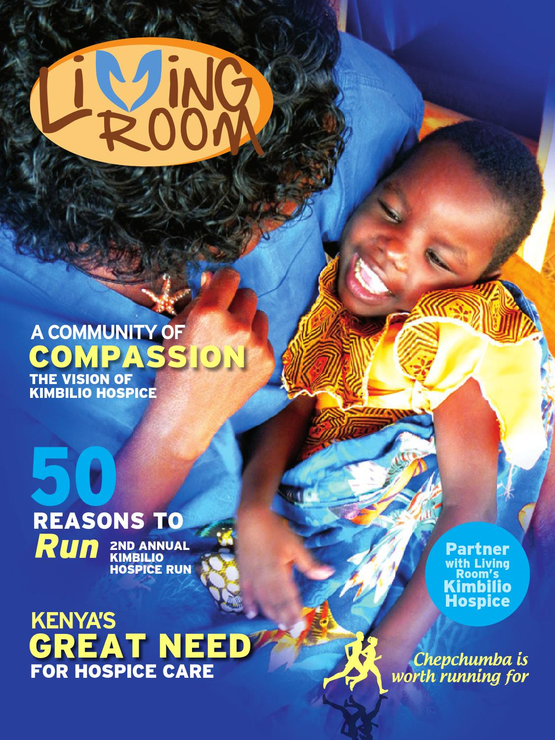 Kimbilio Hospice A Community Of Compassion By Under The Baobab Productions