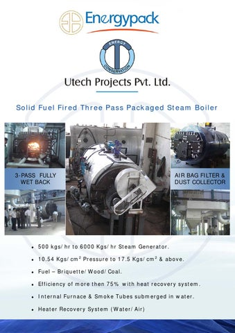 pdf Energypack solid fuel fired boiler by ravindra - issuu