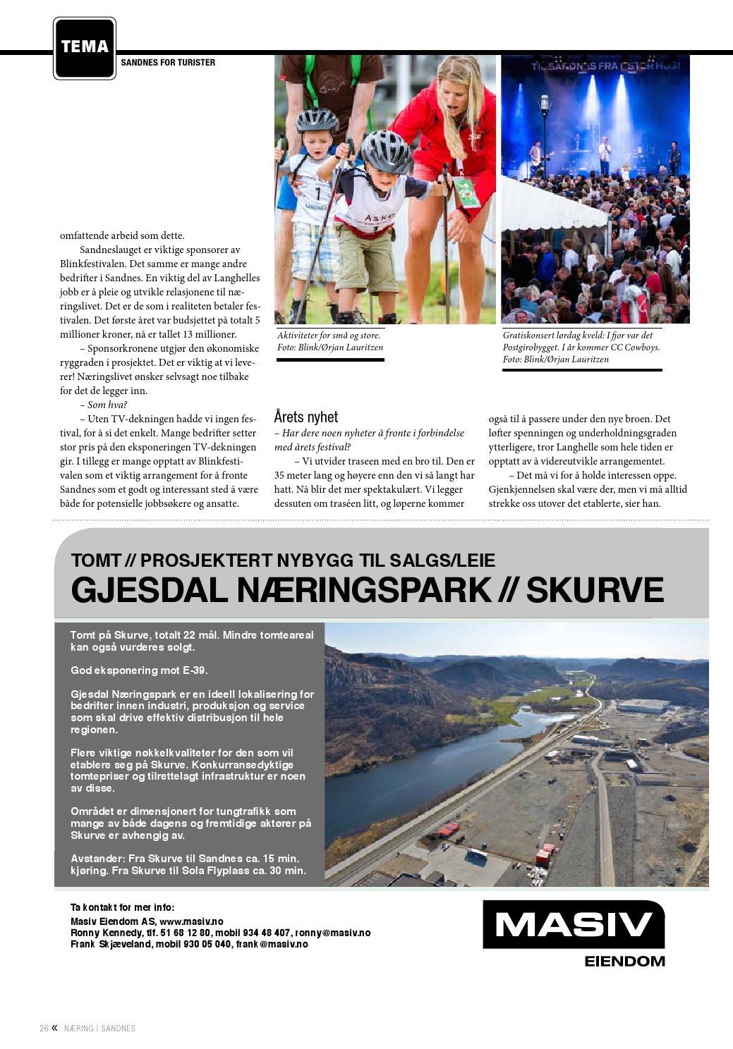 2900d701 Næring i Sandnes 3-14 by Lokomotiv Media - issuu
