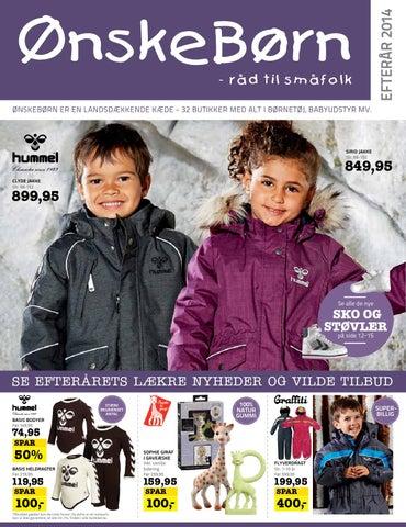 ønskebørn Efteraarkatalog 201420 Sider By Superego As Issuu