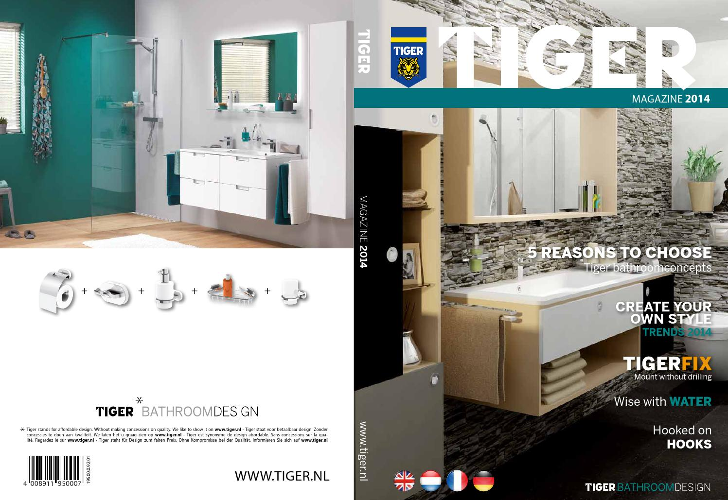 Tiger General Catalogue 2014 by IRIS issuu
