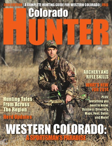 fd38319e4 2014 Colorado Hunter by Steamboat Pilot & Today - issuu