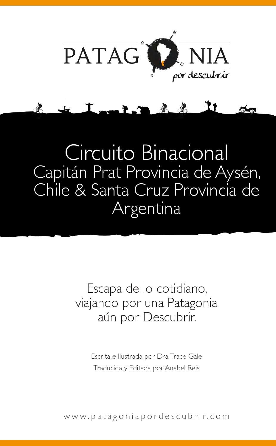 Patagonia por Descubrir Circuito binacional (Espanol baja res) by ...