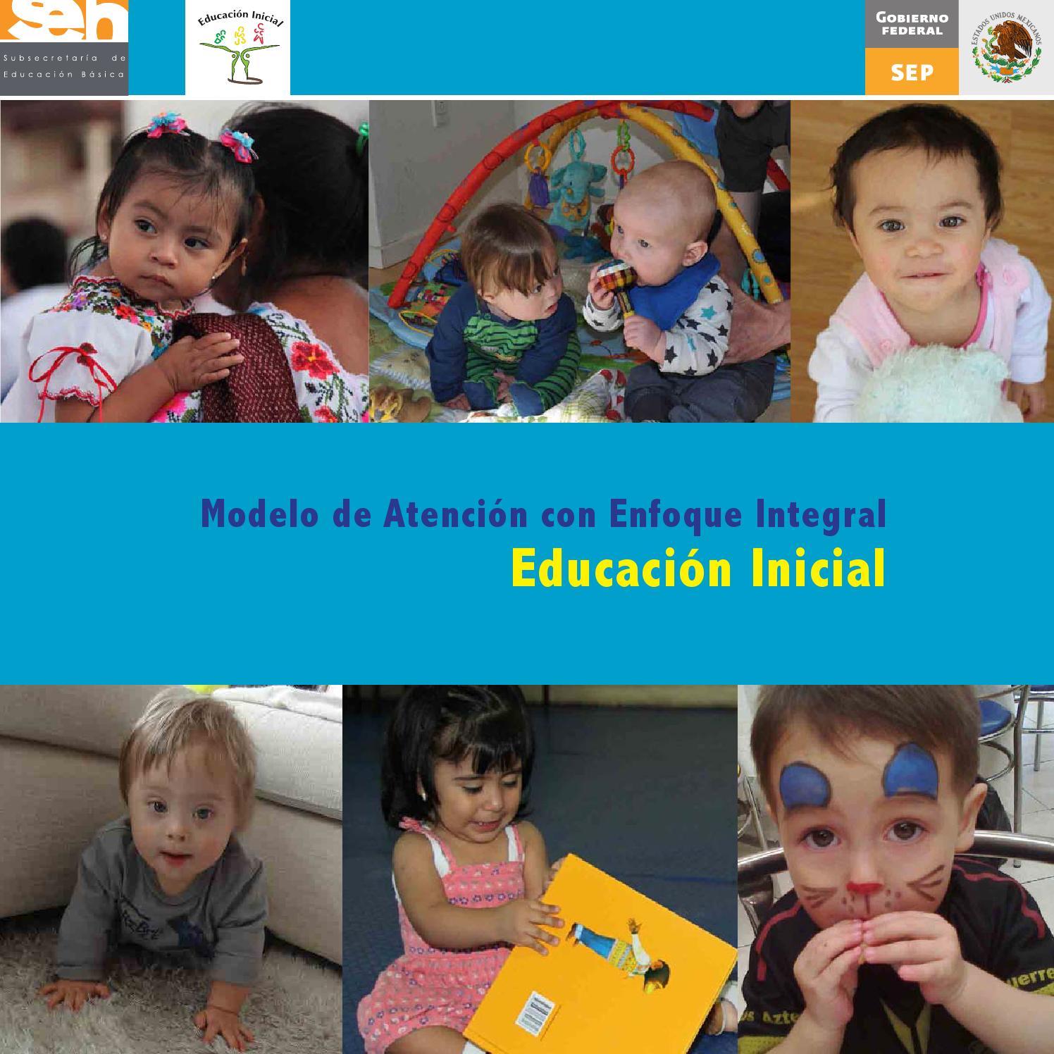 Maei by sonny v neira issuu for Programa curricular de educacion inicial