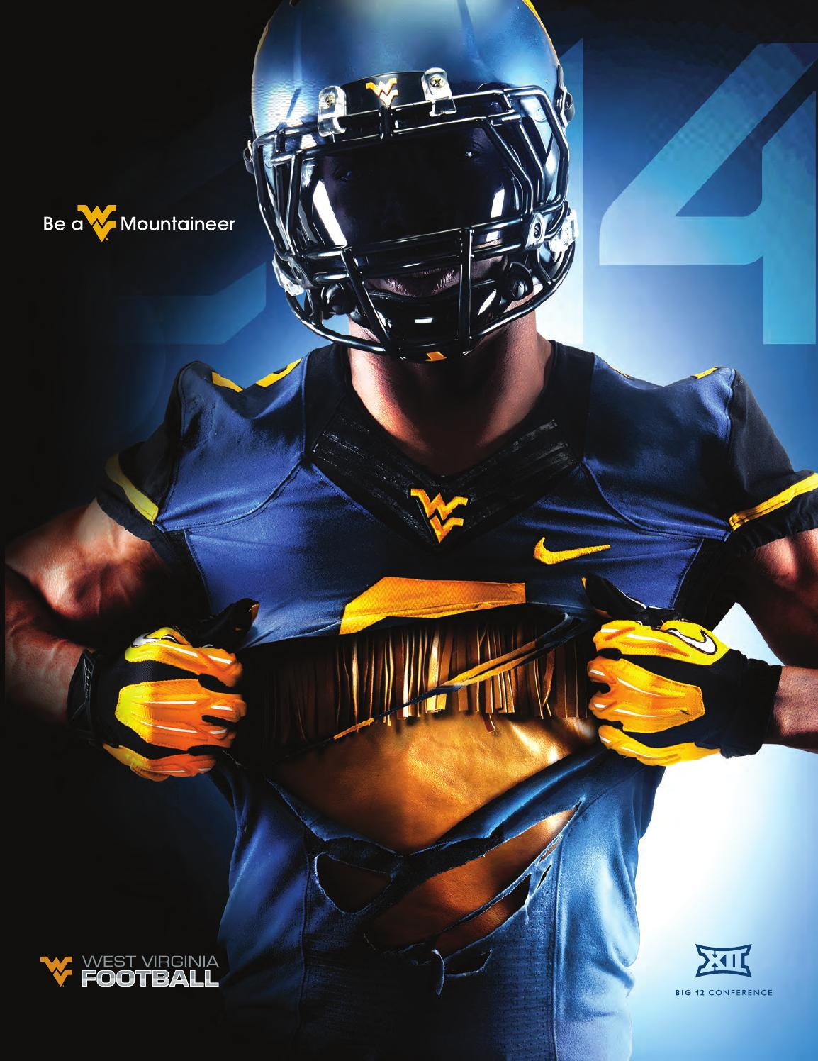 2014 West Virginia University Football Guide by Joe Swan - issuu 0ae26fe69