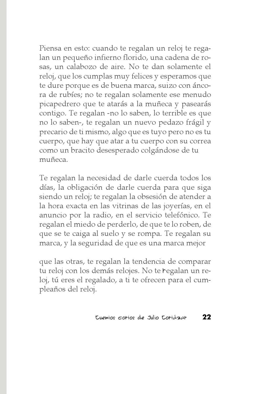 By Cortázar Cortos Julio Cuentos Hernandez Issuu Javier 534AjLR