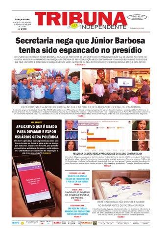 8899e03fc5 Edição número 2119 - 12 de agosto de 2014 by Tribuna Hoje - issuu