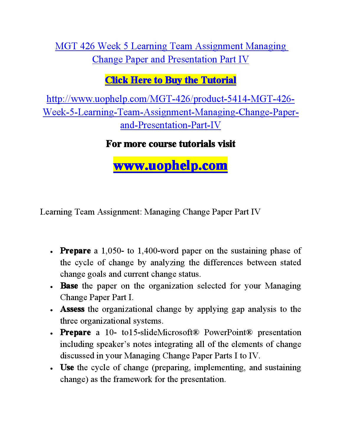 management essay change management essay
