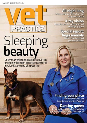 vet practice aug 2014 by engage media issuu rh issuu com