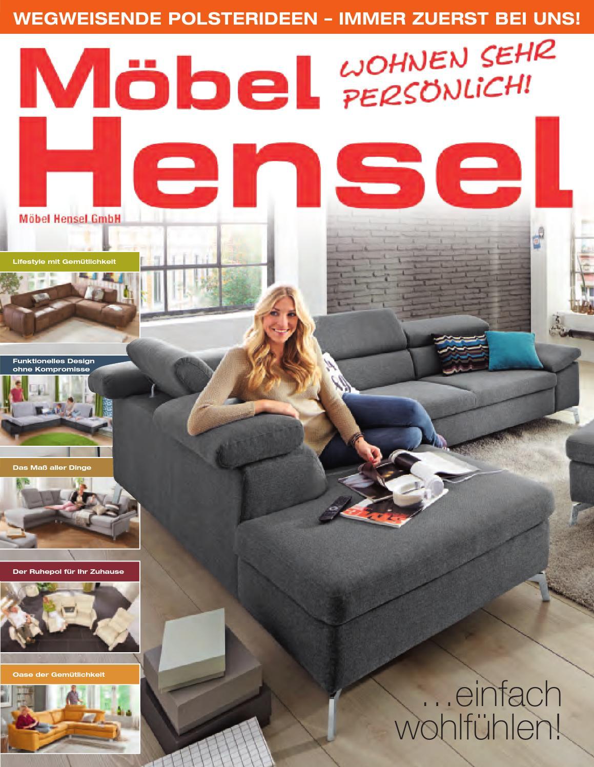 Mds Prospekt 2014 2015 By Mobel Hensel Issuu