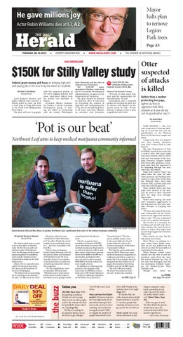 Everett Daily Herald August 12 2014 By Sound Publishing Issuu
