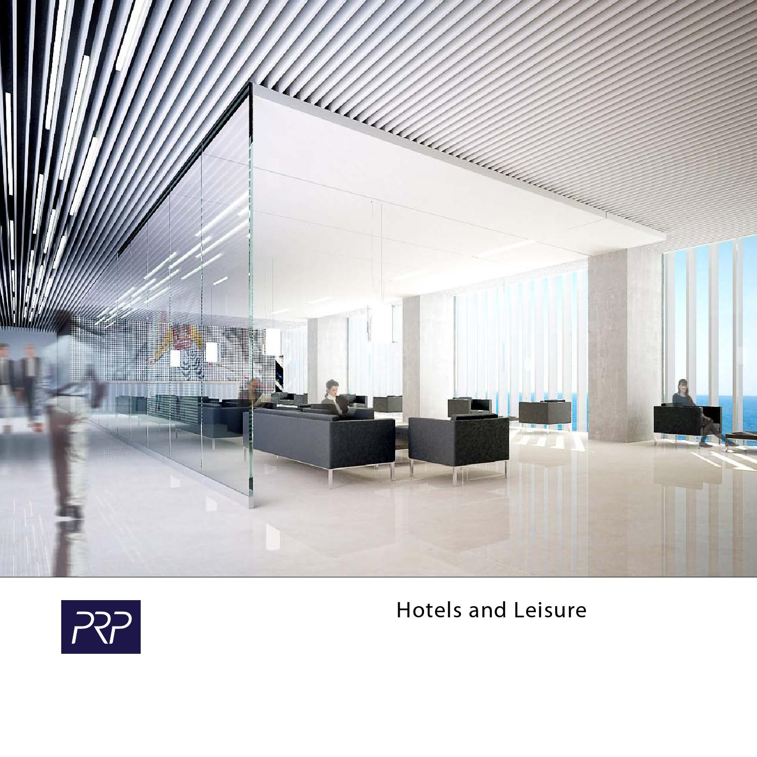 Design Furniture Bab Ezzouar prp hotels & leisure brochureprp architects - issuu