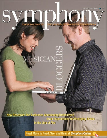 Symphony January February 2010 By League Of American Orchestras Issuu