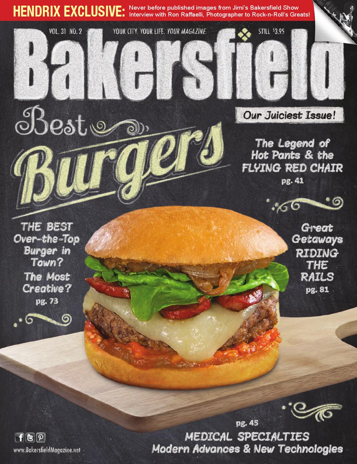 Bakersfield Magazine 31 2 Man Issue By Bakersfield