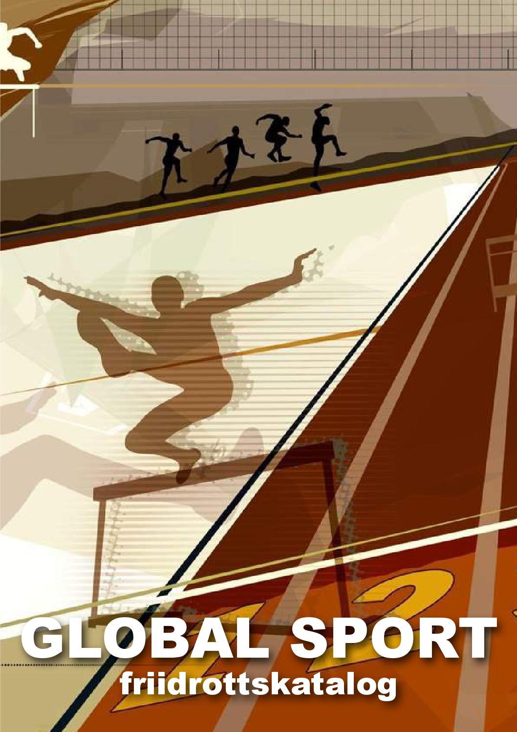 Friidrottskatalog by Global Sport Scandinavia AB - issuu dcc8a001ea281
