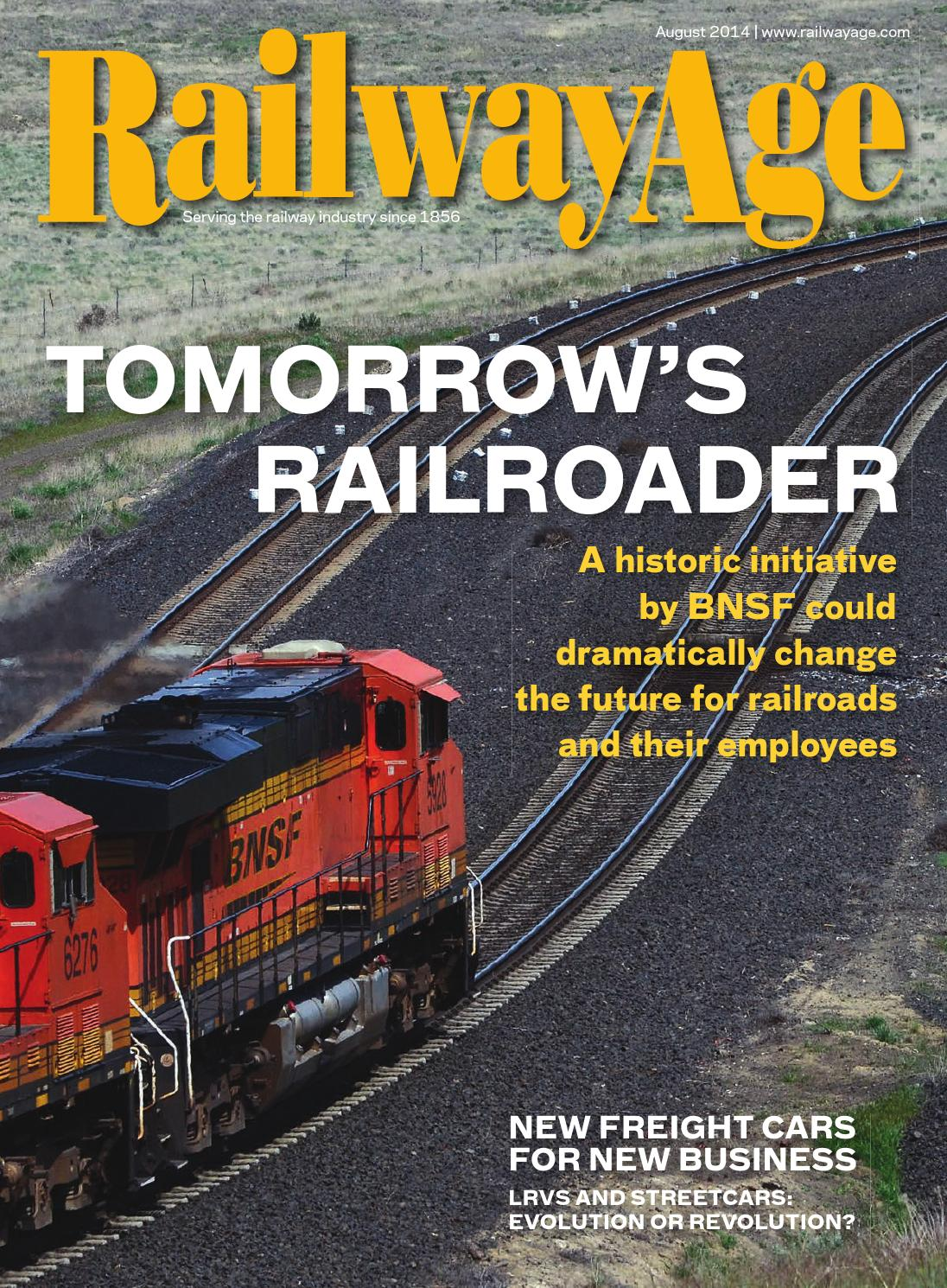 August 2014 Railway Age by Railway Age - issuu