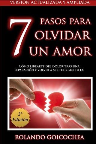 7 Pasos Para Olvidar Un Amor Pdf