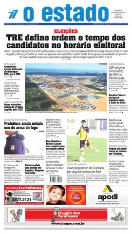 e217c1c4d55 Edição 22319 - 13 de agosto de 2014 by Jornal O Estado (Ceará) - issuu