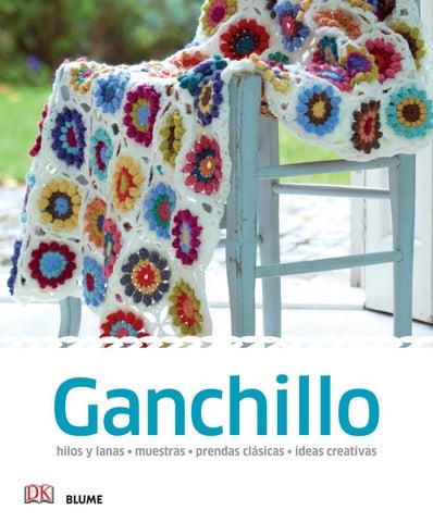 Ganchillo by Editorial Blume - issuu