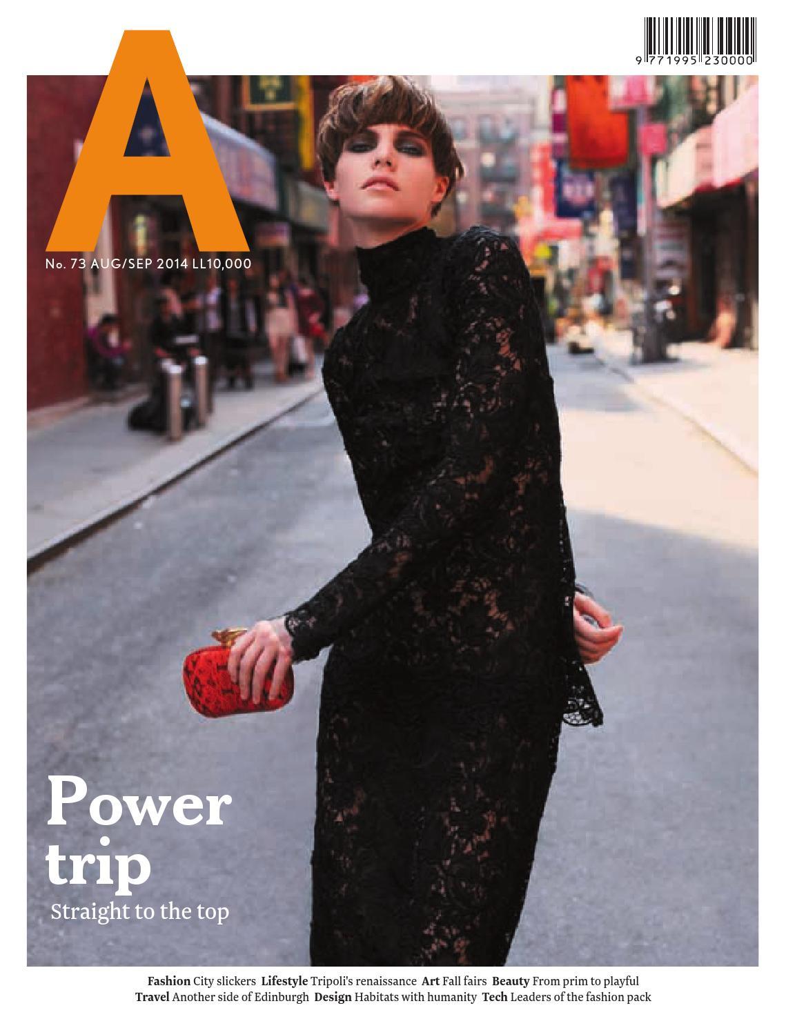 A Magazine, Issue 73 by Aïshti - issuu 07a764f2c3