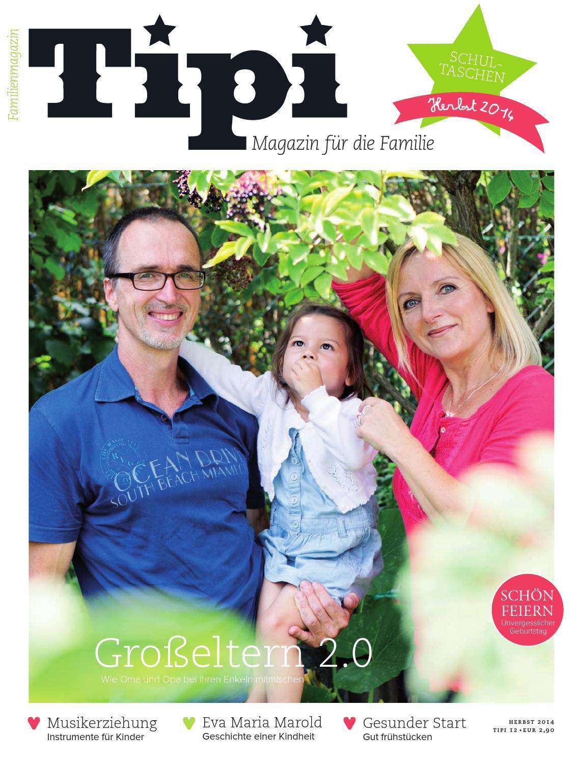 870dc6328df5 Tipi – Magazin für die Familie Herbst 2014 by PPH Media Verlag GmbH - issuu