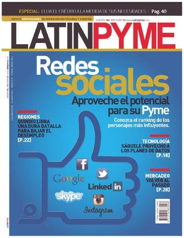 Edición Latinpyme 111