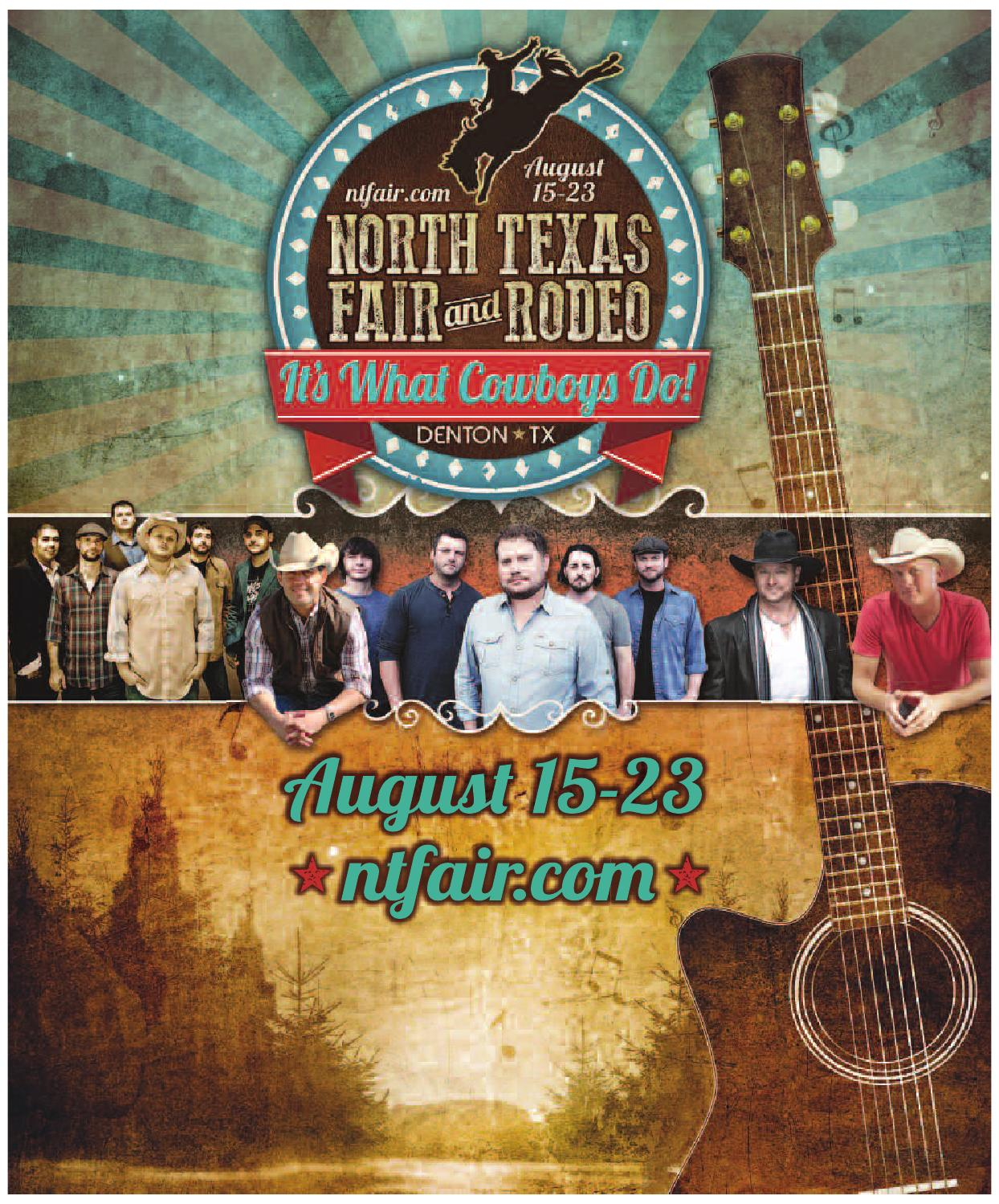 North Texas Fair And Rodeo 2014 By Larry Mcbride Issuu
