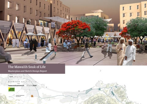 Muscat - The Mawalih Souk of Life by Gehl - Making Cities