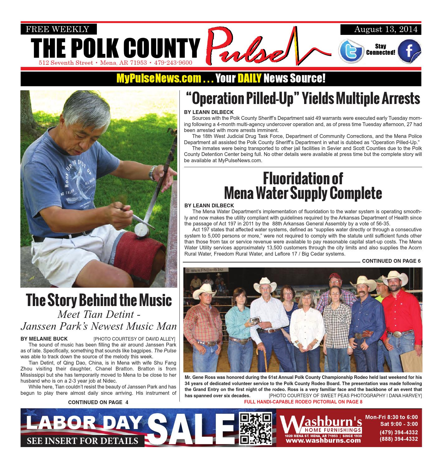 August 13th paper by The Pulse - issuu