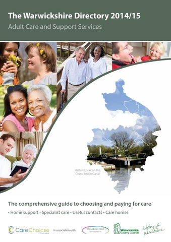 Warwickshire Adult Care And Support Services Directory 2014 15