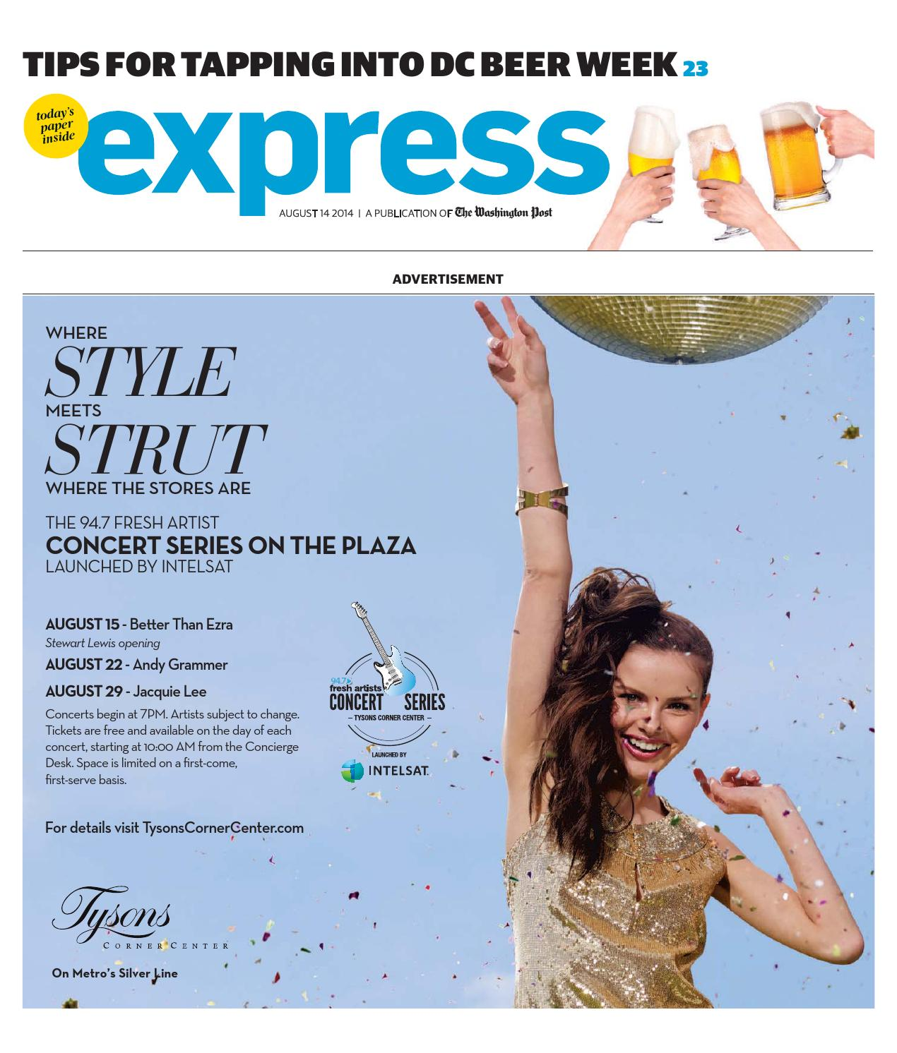 7a4169e3cf8652 EXPRESS 08142014 by Express - issuu