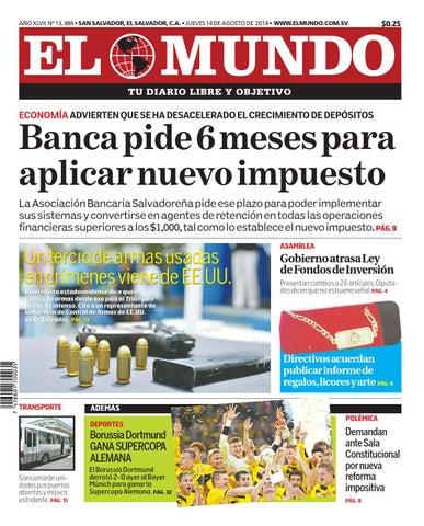 Mundo140814 by Diario El Mundo - issuu