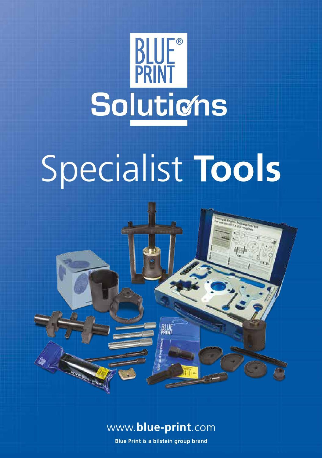 Blue Print Tool Range booklet by Blue Print - issuu