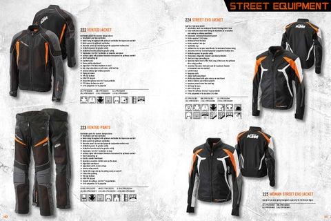 Ktm Powerwear Vented Jacket Xxl Pw