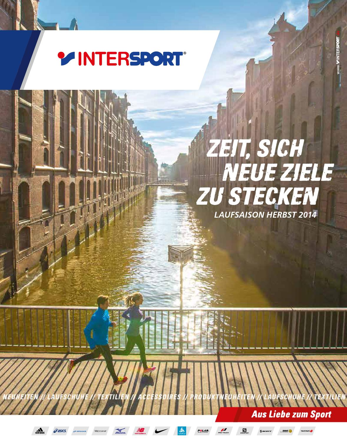 Intersport Kuhn Running Guide Herbst 2014 by Intersport