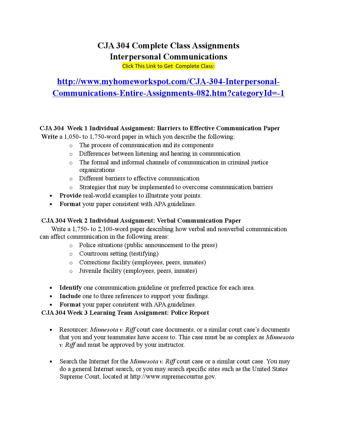 effective verbal and nonverbal communication in criminal justice Effective communication essay effective  effective communication in a criminal justice settings  of verbal and nonverbal communication and.