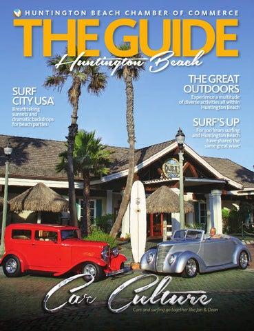 THE GUIDE Huntington Beach HUNTINGTON BEACH CHAMBER OF COMMERCE
