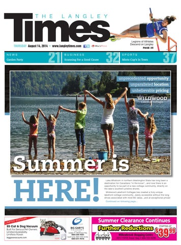 Langley Times, August 14, 2014 By Black Press   Issuu