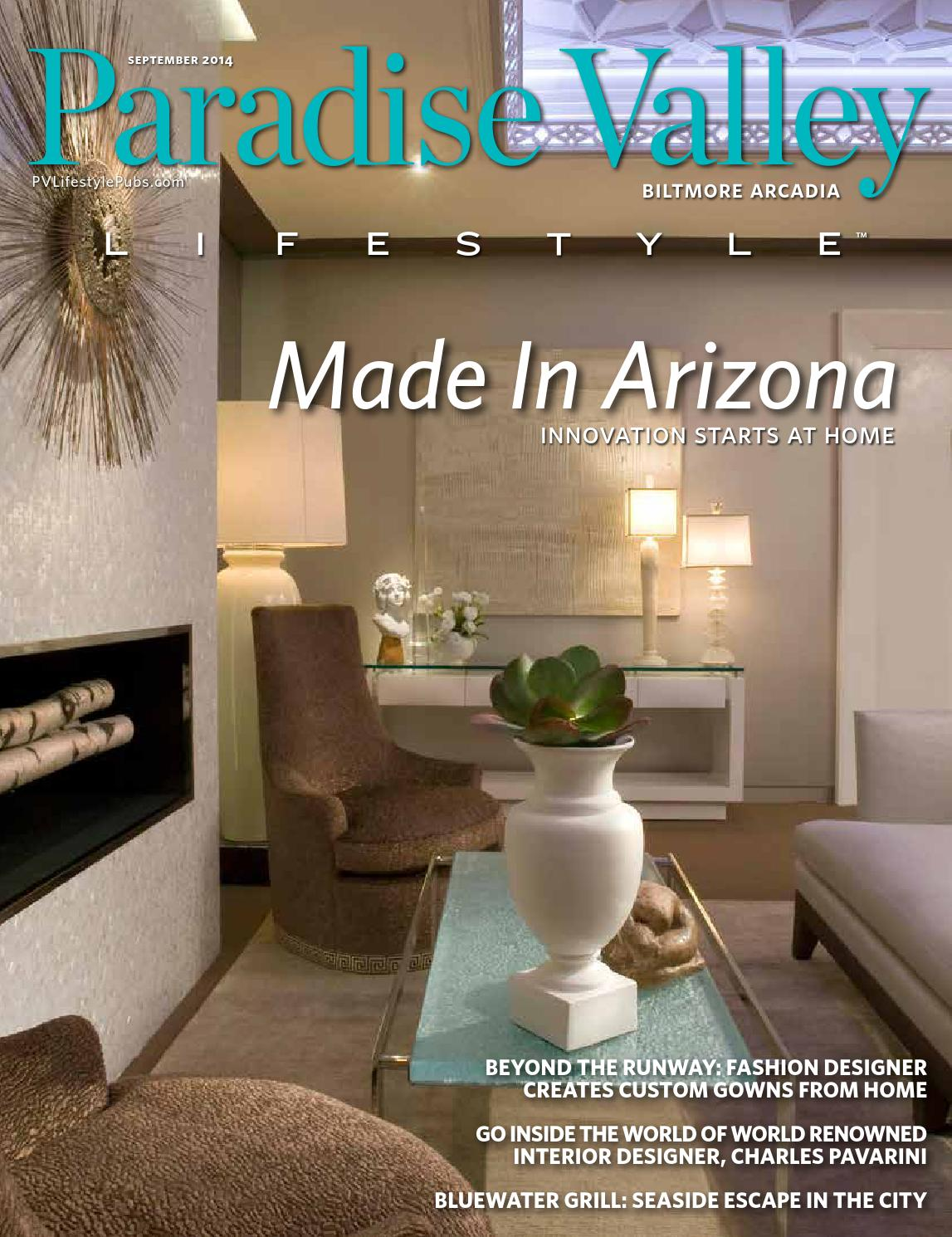 Paradise Valley Lifestyle September 2014 by Lifestyle Publications ...