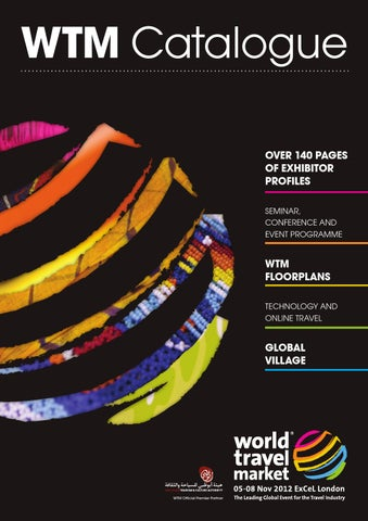 9747fa568633 WTM Catalogue OVER 140 PAGES OF EXHIBITOR PROFILES SEMINAR