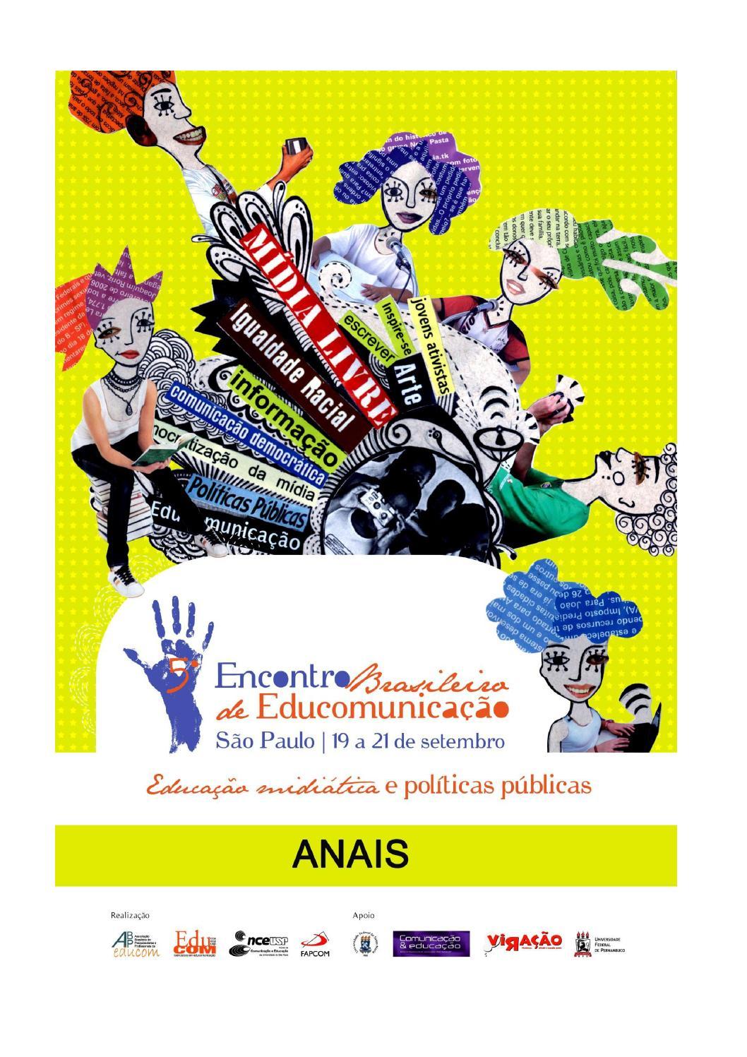 705903f98cb Anais v encontro educomunicacao abpeducom 2014 by ABPEducom - issuu