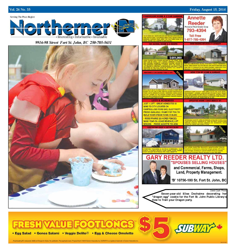 b7baab9fbf3 Northerner by Alaska Highway News - issuu
