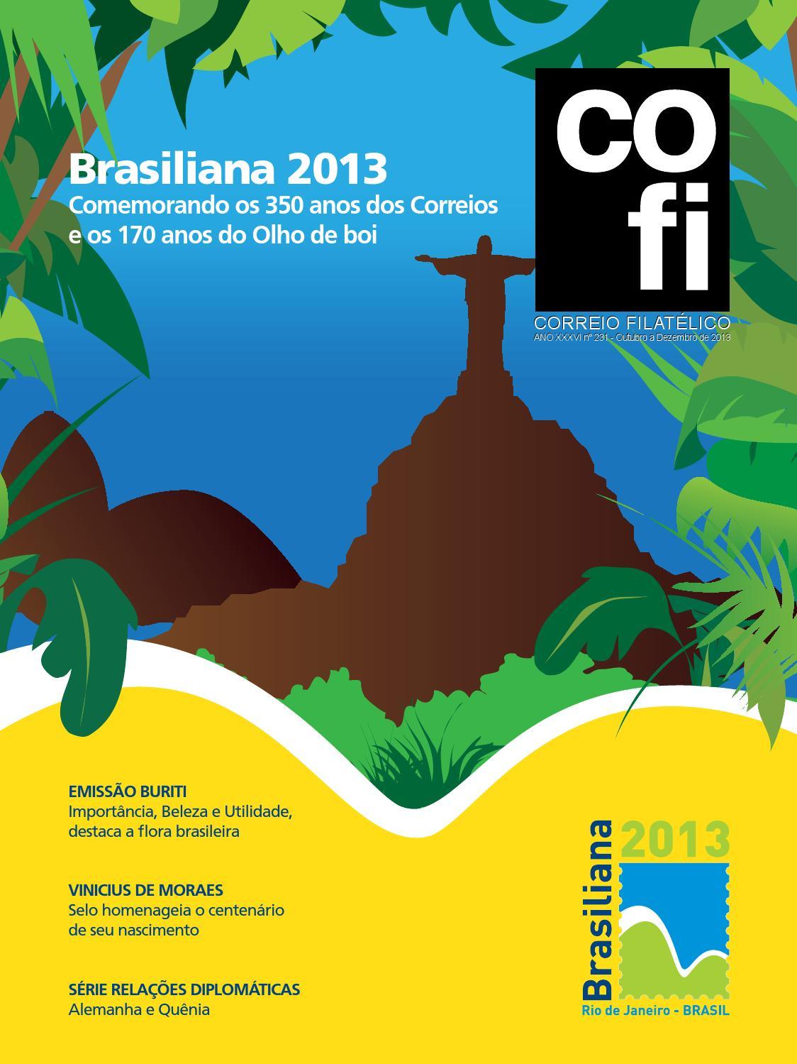 Cofi 231 by Correios – Empresa Brasileira de Correios e Telégrafos - issuu f2c139547cc3c