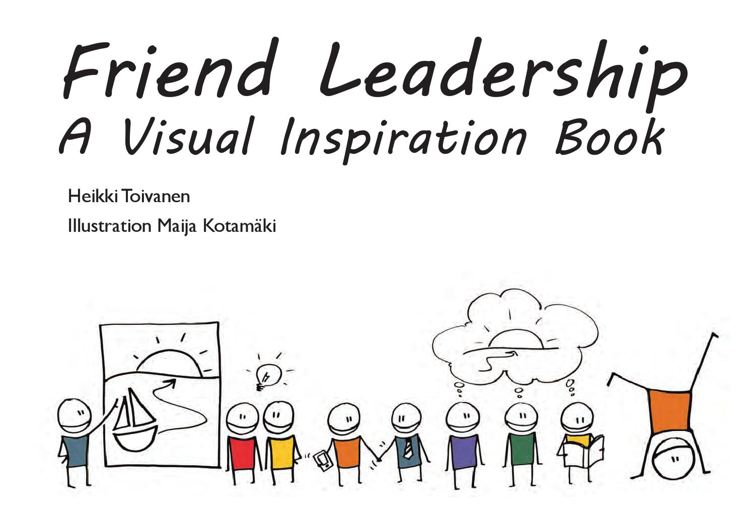 Friend leadership by Osuustoimintakeskus Pellervo - issuu
