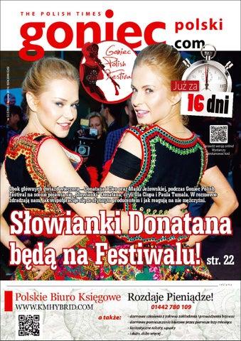 70cf1bc5085e41 Goniec Polski wyd. 539 by Goniec Polski - issuu